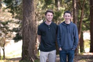 Oliver & Ian
