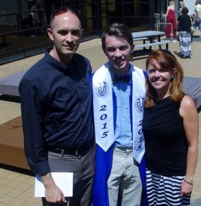Oliver's Graduation