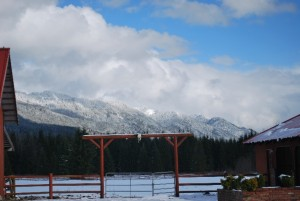 Another view from our family farm in Granite Falls