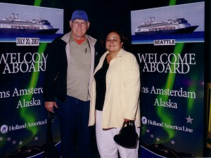 Another picture from the Alaska cruise