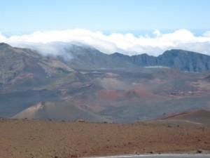 Haleakala in Maui