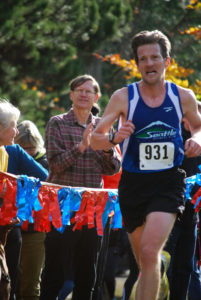 Running a cross-country race (2013)